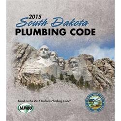 2015 South Dakota Plumbing Code w/Tabs